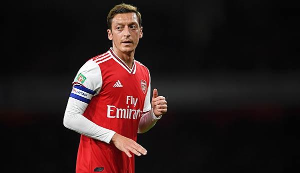Arsenals Fußballchef: Mesut Özil muss rund um die Uhr einen Beitrag leisten