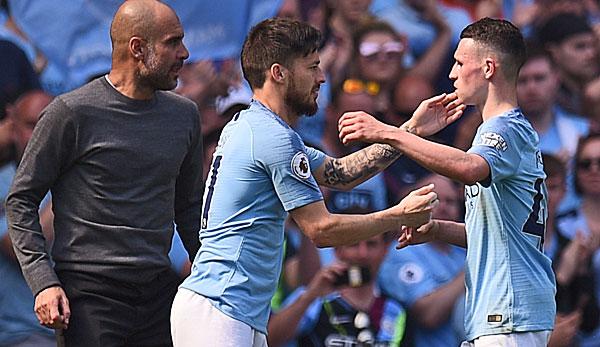 Manchester City: Pep Guardiola hat Nachfolger für David Silva bereits auserkoren