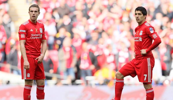 """FC Liverpool: Jordan Henderson war bereit, Luis Suarez """"zu töten"""""""