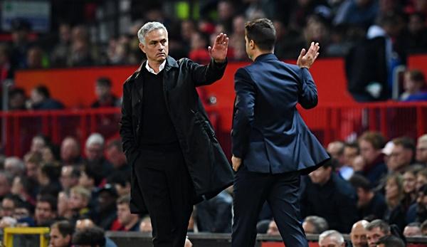 Wann kehrt Jose Mourinho zurück? Manchester United gegen Tottenham Hotspur