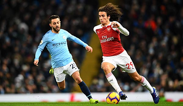 Arsenal Gegen Man City