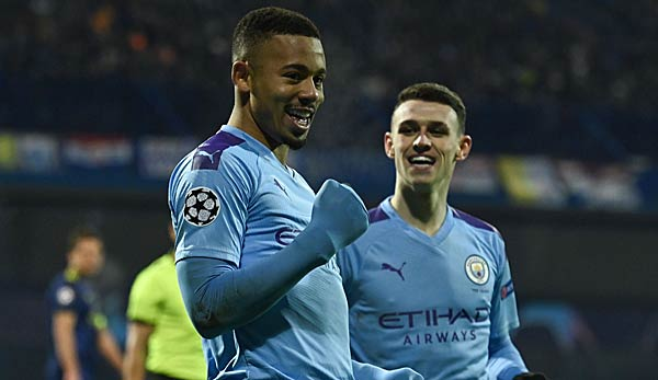 ManCity entered the Champions League round of 16 during the week.