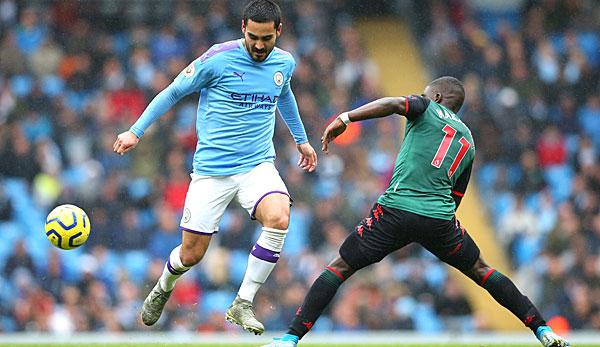 Manchester City: Ilkay Gündogan schreibt Premier-League-Titel ab