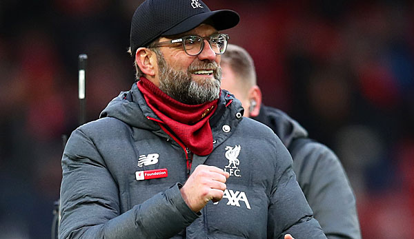 Jürgen Klopp sends his U23 team to Aston.
