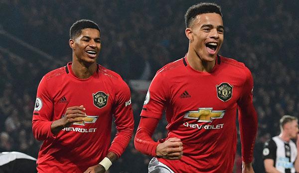 Manchester United: Ole Gunnar Solskjaer vergleicht Mason Greenwood mit Cristiano Ronaldo