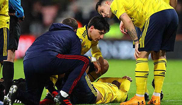 Arsenal-Teammanager Arteta bangt um verletzten Shkodran Mustafi