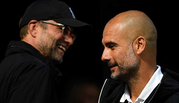 """Manchester-City-Trainer Pep Guardiola hakt Premier League ab: """"Liverpool wird natürlich Meister"""""""