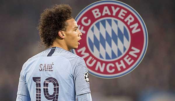 Leroy Sane trennt sich von Beckhams Berater-Agentur - Wechsel zum FC Bayern in Gefahr?