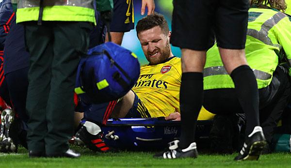 FA Cup: FC Arsenal zieht ins Achtelfinale ein - Sorgen um Shkodran Mustafi
