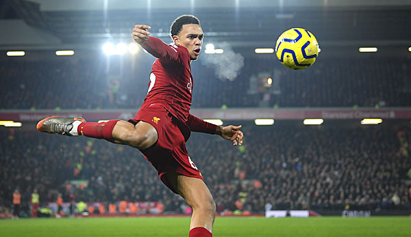 "FC Liverpool - England-Legende Gary Lineker: ""Trent Alexander-Arnold wird der beste Liverpool-Spieler"""