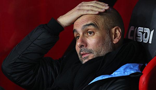 Pressestimmen zum Europacup-Ausschluss von Manchester City: Massaker am Valentinstag