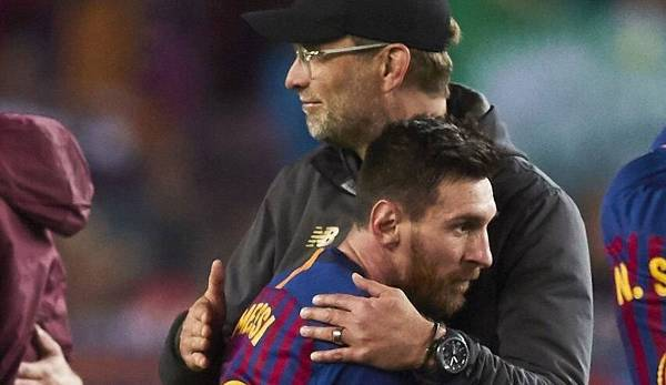 Lionel Messi ou Cristiano Ronaldo ? Klopp a tranché