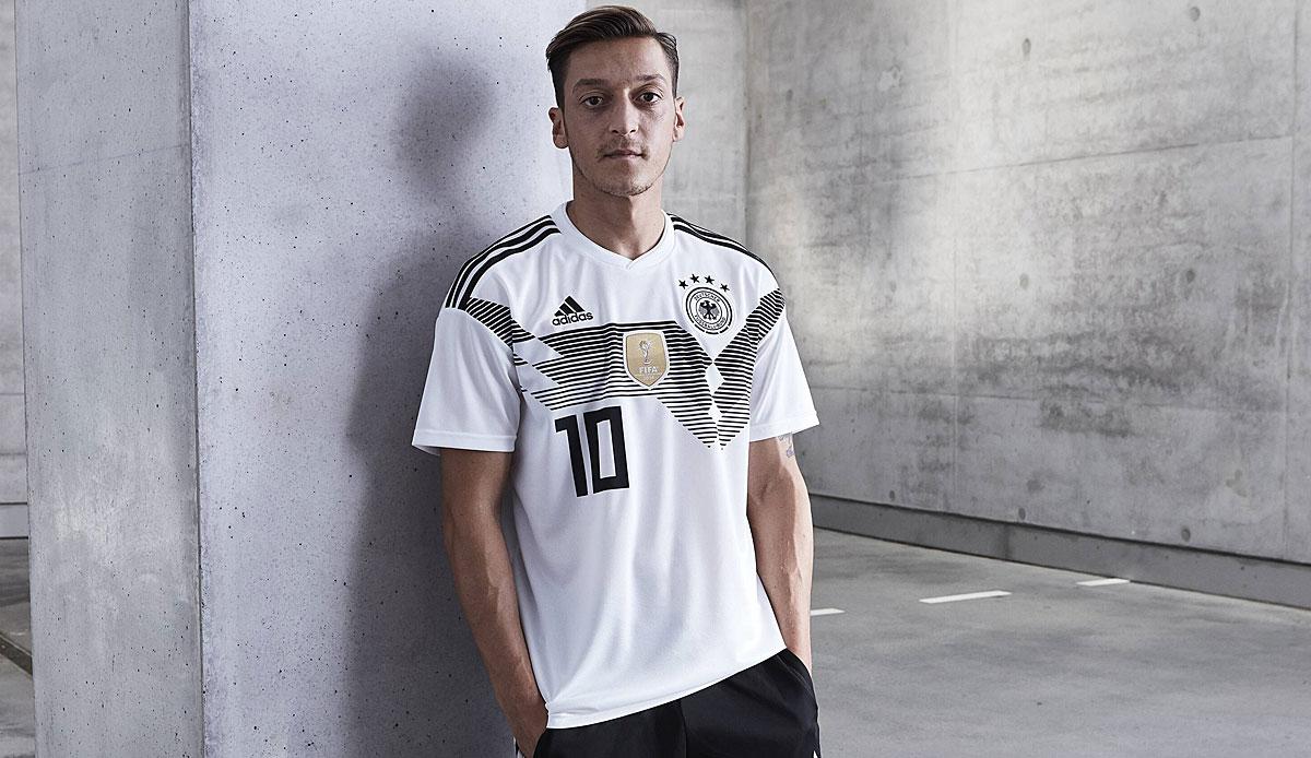 Keine Vertragsverlängerung: Adidas trennt sich angeblich von Mesut Özil
