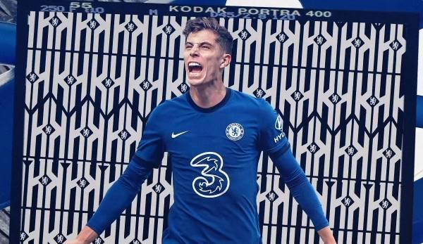 Kai Havertz Fc Chelsea Und Bayer Leverkusen Einigen Sich Auf Ablosesumme Fur Transfer