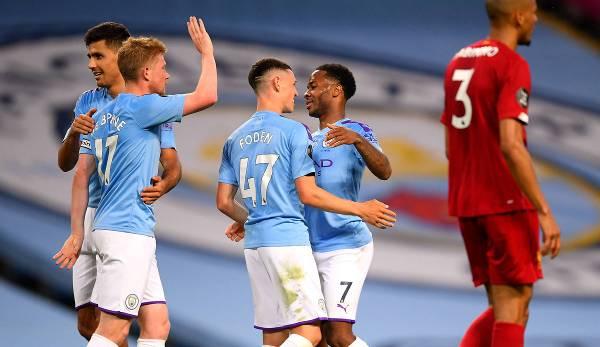 Lors de la dernière rencontre des deux clubs, Man City était clairement supérieur aux champions de Liverpool.