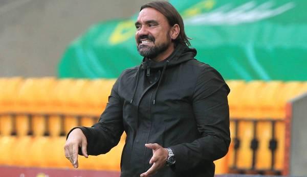 Daniel Farke et Norwich City doivent partir en deuxième division.