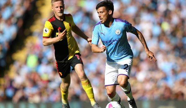 Watford Fc Gegen Man City