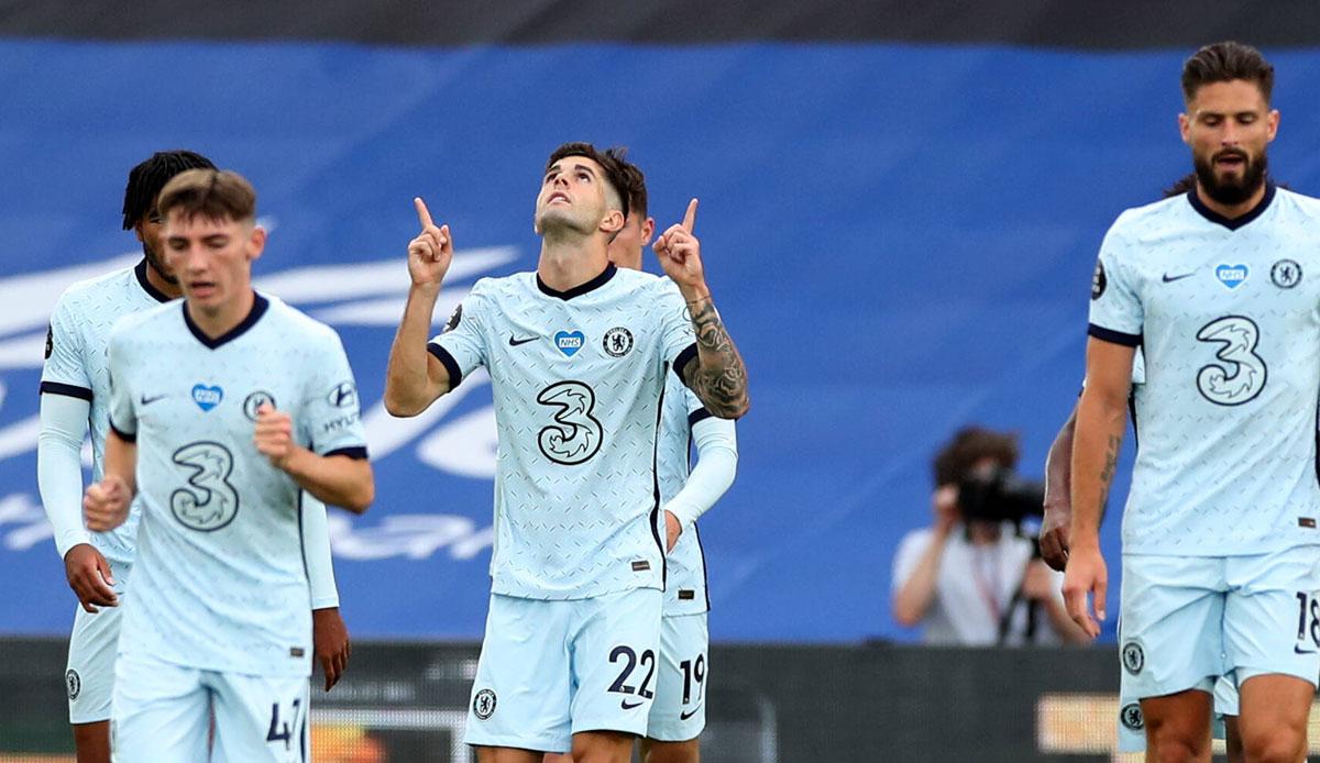 Christian Pulisic beim FC Chelsea: Jetzt wird er im Bus vermisst