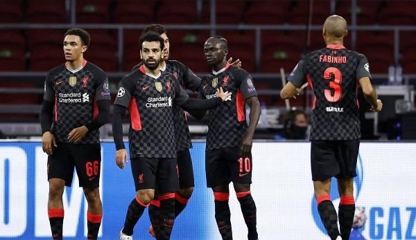 L'offensive du Liverpool FC contre Mo Salah et Sadio Mane est déjà en pleine forme.