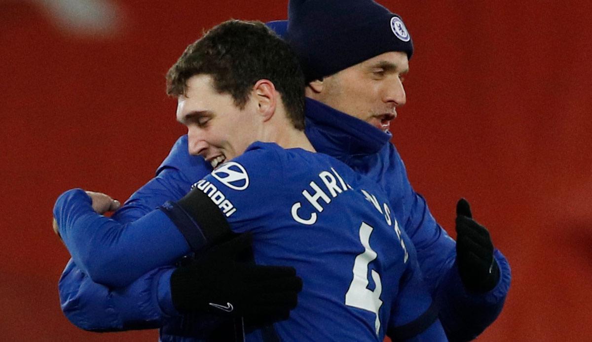 FC Chelsea will Vertrag mit Ex-Gladbacher Andreas Christensen verlängern
