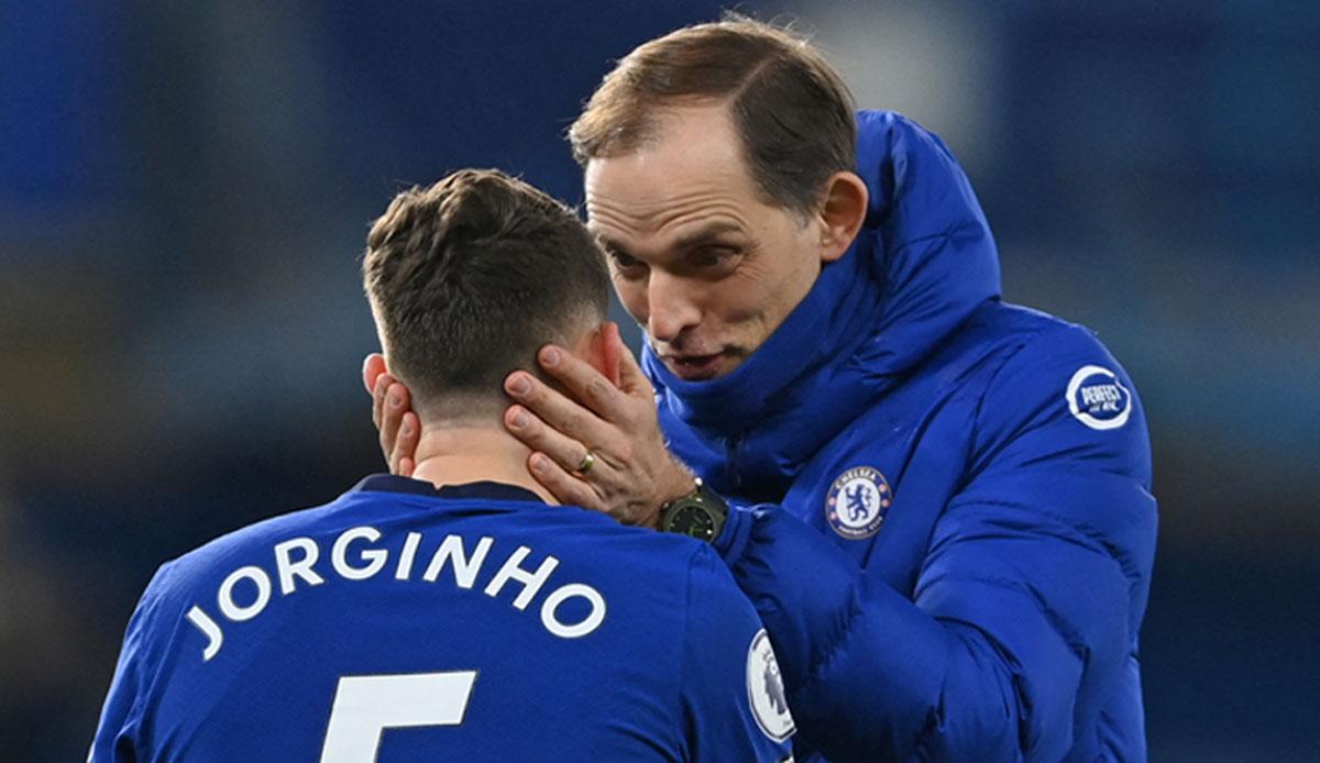 Tuchel mit Chelsea weiter auf Champions-League-Kurs - Sieg gegen Everton - SPOX.com
