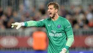 Kevin Trapp will mit Paris Saint-Germain die Champions League gewinnen
