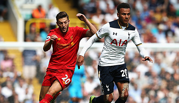 Paris Saint-Germain zeigt Interesse an Dele Alli und Adam Lallana