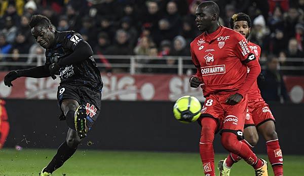 Draxler gewinnt mit Paris in Nizza