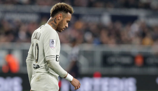 Neymar Jr. von Paris Saint-Germain