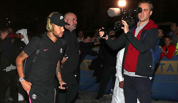 Paris Saint-Germain - PSG-Ultras drohen Neymar: Sein Verhalten bleibt nicht ohne Folgen
