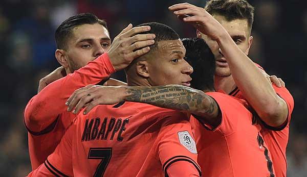 Ligue 1: PSG gewinnt bei deutlich bei Comeback von Thilo Kehrer