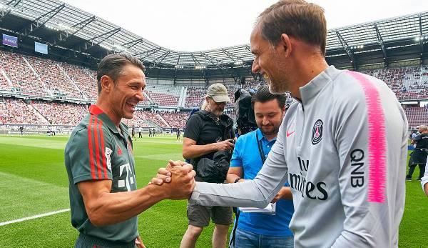 Niko Kovac a été présenté à l'AS Monaco lundi.
