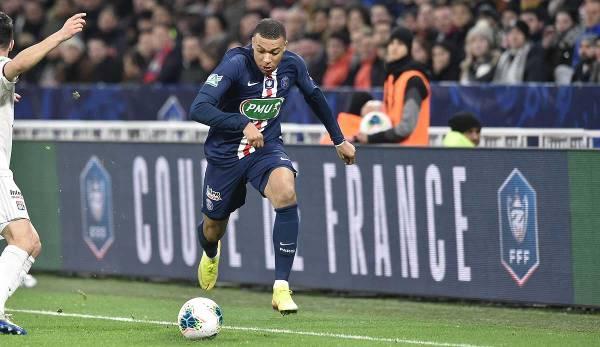 Le PSG rencontre l'Olympique de Lyon en finale.