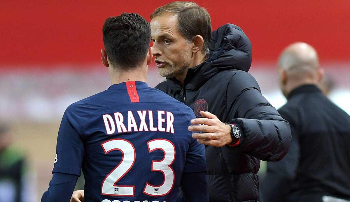 Draxler Verletzt