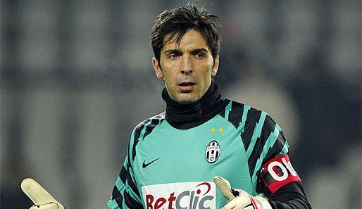 ... Manchester oder Mailand wechseln: Juventus-Keeper Gianluigi Buffon