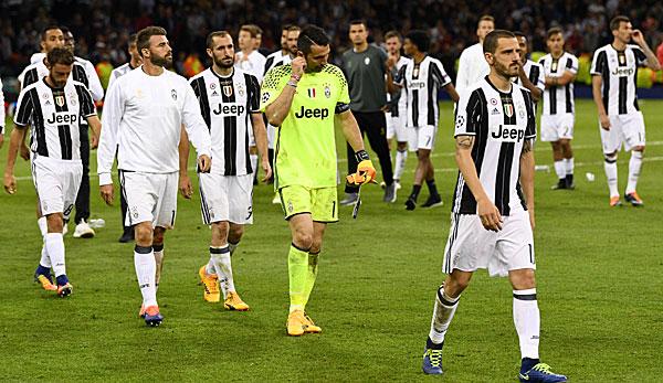 Juventus turin transfers news ger chte abg nge for Tabelle juventus turin