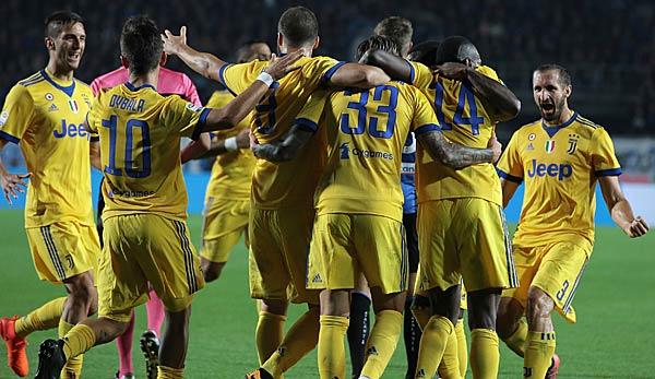 Juventus turin bald auf netflix for Tabelle juventus turin