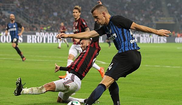 AC Milan wirft Inter aus dem Pokal