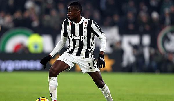 Juventus turin star blaise matuidi wurde in cagliari for Tabelle juventus turin