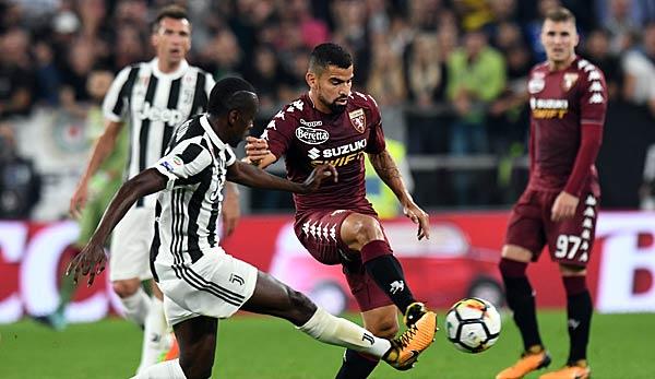 Serie a 25 spieltag derbytime in turin spielplan for Tabelle juventus turin