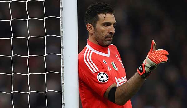 gianluigi buffon juventus goalkeeper - photo #5