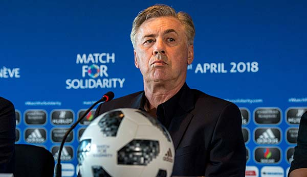 Nationaltrainer: Ancelotti in Verhandlungen