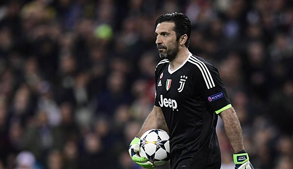 buffon karriereende