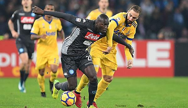 Juventus Turin Vs SSC Neapel Live Sehen TV Livestream