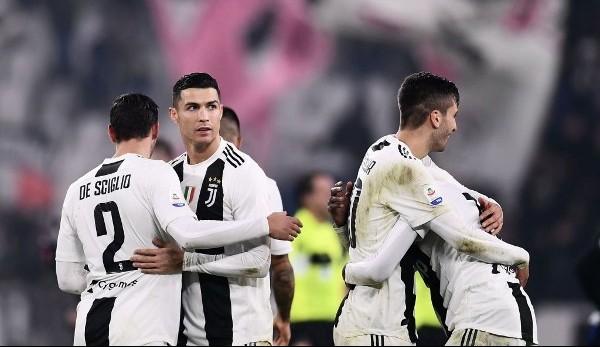 Cristiano Ronaldo mit Spitze gegen Real Madrid: Juventus wie eine Familie