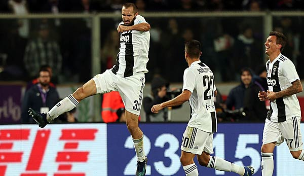 Inter Mailand Juventus Turin