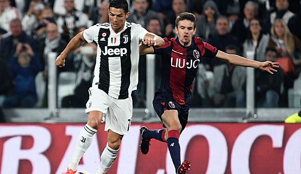 Coppa Italia Heute Live Juventus Turin Vs Bologna Im