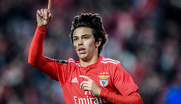 Cristiano Ronaldo wünscht sich wohl Benfica-Talent Joao Felix bei Juventus