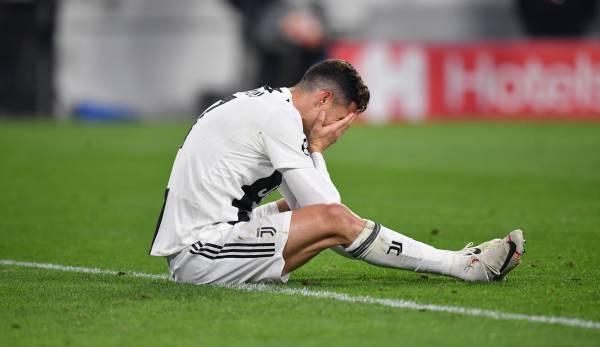 Cristiano Ronaldo nach Champions-League-Aus angeblich vor Juve-Flucht
