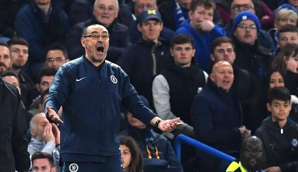 Maurizio Sarri offenbar vor Juventus-Wechsel - Frank Lampard zum FC Chelsea?